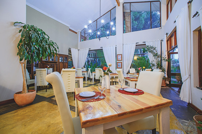 Stille woning Guest House Dinning Room